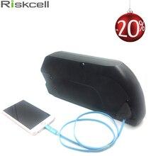 TigerShark au lithium ion batterie 48 V 15Ah Vélo Électrique batterie avec USB fit pour 48 v 1000 W Bafang moteur kit Pour Samsung Cellulaire