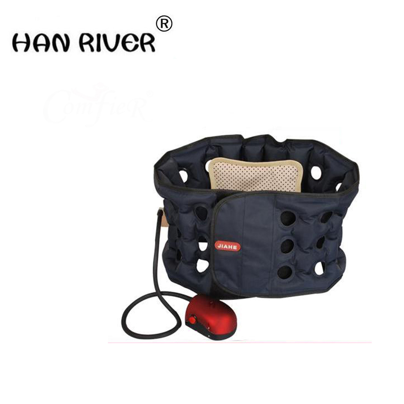 Belt herniation of lumbar tractor strain of lumbar muscles protect the waist to men and women The waist massager 24pcs lot with 4boxes high quality periarthritis of shoulder and herniation strain of lumbar muscles rheumatoid adminstration