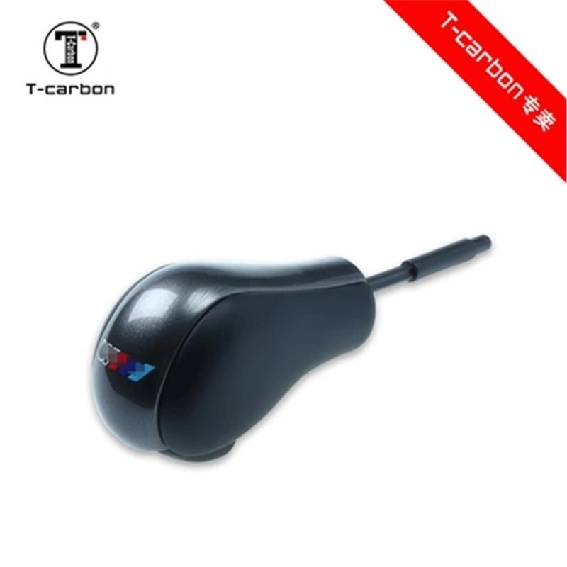 Car styling Automatic vehicles Gear Knob fit for BMW E81 E82 E87 E90 E91 E92 E93
