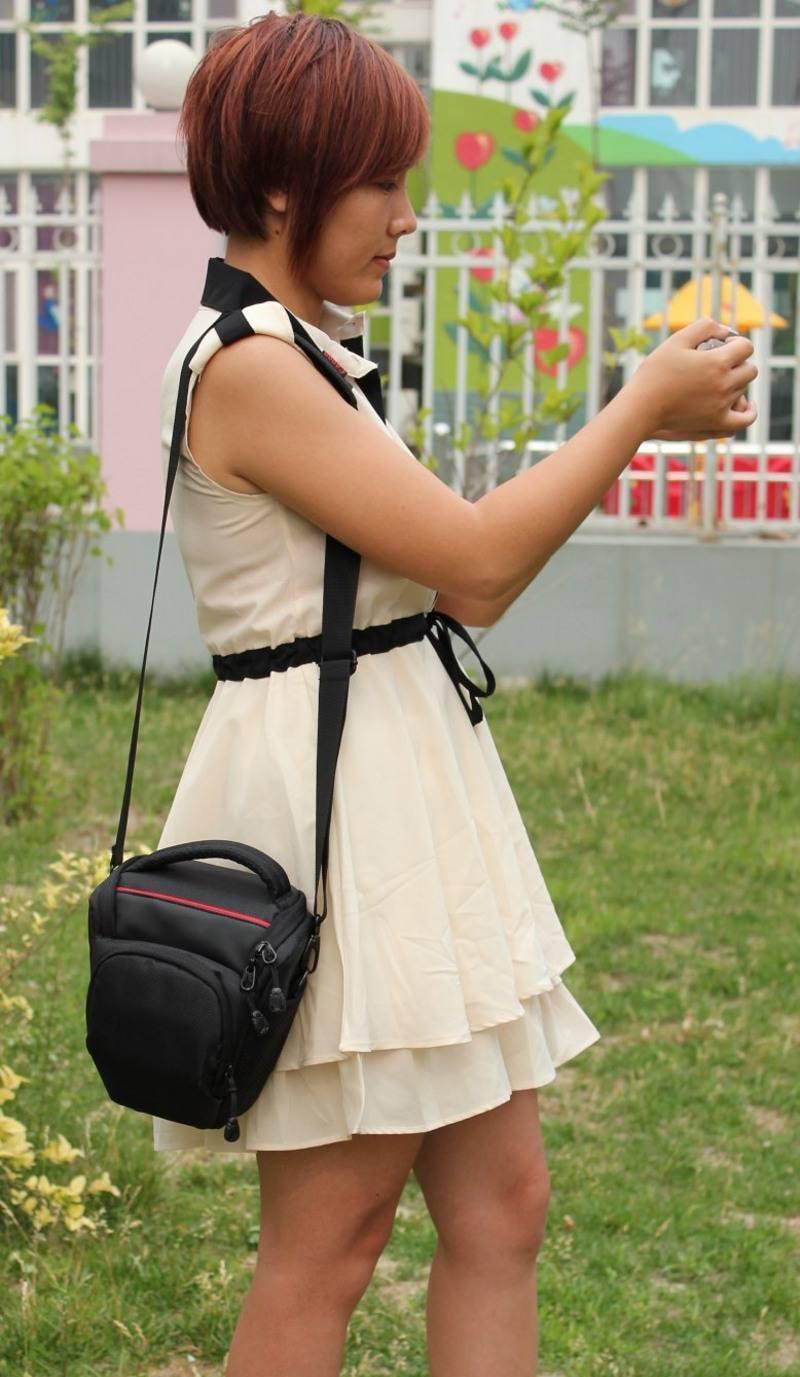 wATERPROOF DSLR SLR Camera Bag Case For Canon EOS 600D 650D 7D 700D 750D 60D 70D 80D 100D 6D M 60Da 5DMARK