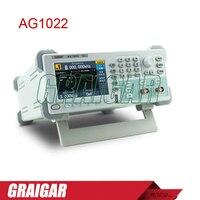 AG1022 Çift kanallı Keyfi dalga Jeneratörü  25 MHZ Bant Genişliği  125MSa/S Örnekleme Hızı  8 K pts Arb Dalga Boyu