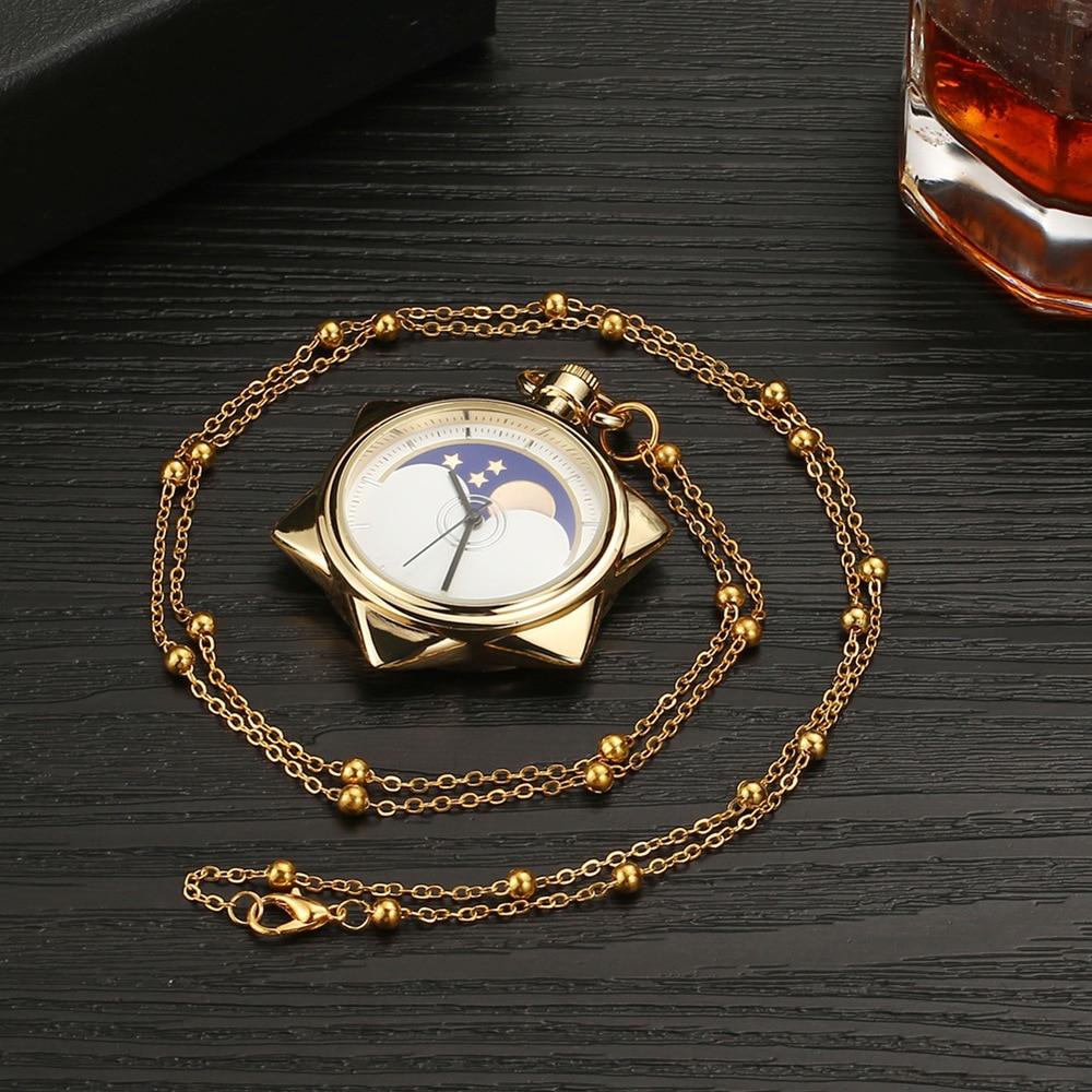 Bo Shiya Spot Small Pocket Watch Wholesale Death Note Quartz Pocket Watch Unisex Casual Necklace Pocket Watch...