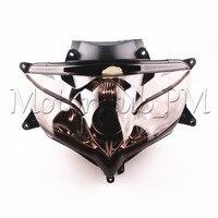 Motorbike Front Headlight For Suzuki GSXR 600 750 2008 2009 K8 GSXR600 GSXR750 Lighting Head Lamp