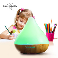 300ml Colorful Essential Oil Diffuser Ultrasonic Humidifier Aroma Lamp Aromatherapy Electric Aroma Diffuser Mist Maker For