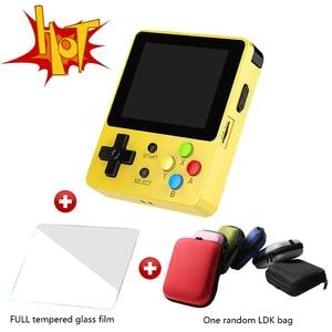 Image 2 - حزمة كبيرة وحدة تحكم مفتوحة المصدر لعبة LDK شاشة 2.6 بوصة وحدة تحكم ألعاب صغيرة محمولة باليد للأطفال والأسرة