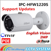 Dahua IPC HFW1220S IR HD 1080p IP Camera Security Outdoor 2MP Network IR Bullet Mini Camera