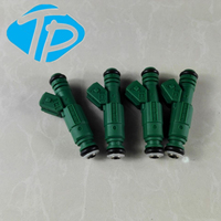4 Pieces 440cc Fuel Injector 0280155968 Green Giant 0280 155 968