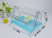 Home Fashion Creative Fruit Basket Stainless Steel Swing Fruit Plate Kitchen Decorative Fruit Storage Rack Free Shipping