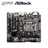 Материнская плата Asrock B75M R2.0 рабочего Материнская плата B75 разъем LGA 1155 i3 i5 i7 DDR3 16 г USB3.0 Micro ATX
