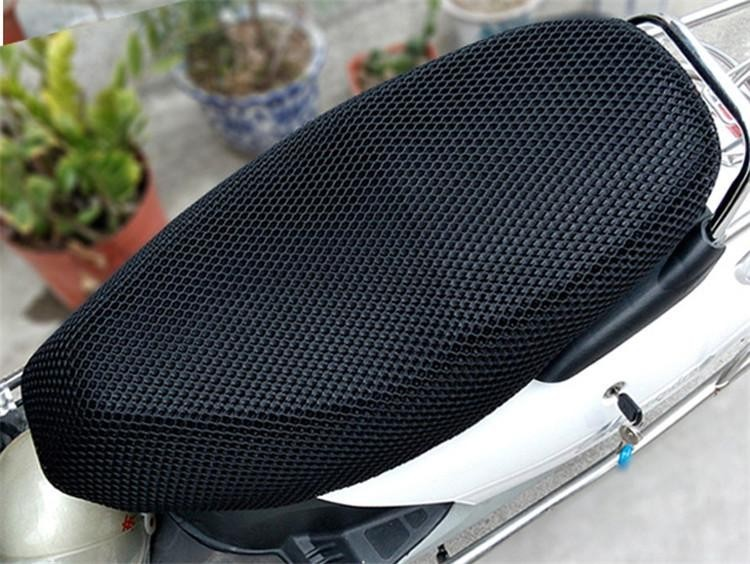 Durable Mesh Motorcycle Motorbike Scooter Seat Covers