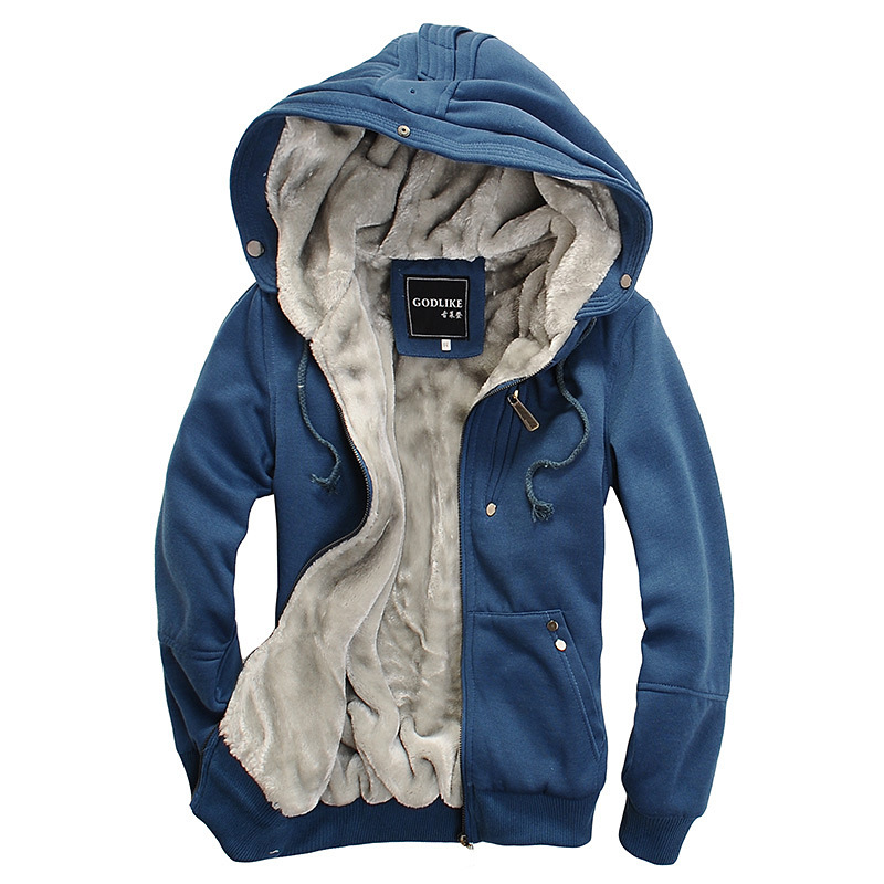 ФОТО 2017 Autumn Man Coat Classic Jacket Men's Jacket Hoodie Outerwear Zippers Hoodie Cotton Male Coat Casual Clothing M-3XL A237