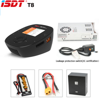ISDT T8 BattGo Smart Battery Balance Balancing Charger 33A Power supply For 2 8S Lipo Battery Charging