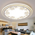 New Arrival Modern LED Chandelier Lighting Flower Ceiling for Living room Bedroom LED Lamparas de techo home decor Light