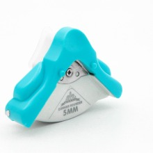 Резак для бумаги, R5mm Круглый угол обрезки бумаги перфоратор карты фото коробки резак инструмент
