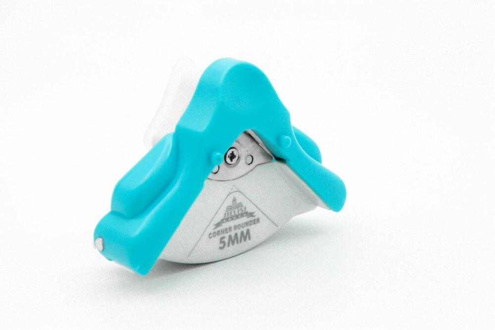 Coupe-papier, R5mm rond coin garniture papier poinçon carte Photo Cartons cutter outil