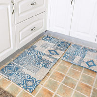 50X80+50X120CM American Style Kitchen Mat Home Entrance/Hallway Doormat Anti Slip Bathroom Carpet Balcony/Wardrobe Area Rug