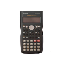 Guangbo Scientific Calculators Handheld Student School Supplies 12 Digits LCD Screen High Quality Calculating Machine NC-82MS