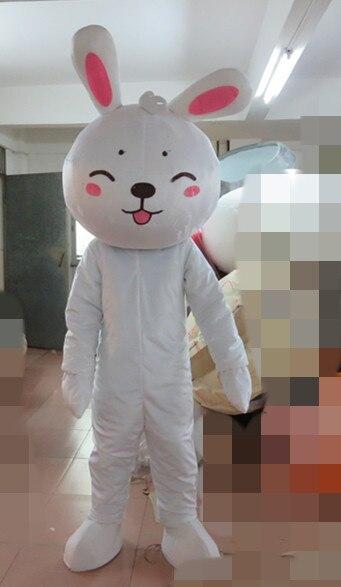 10x En Plastique Blanc Lapin Dents Faux Buck dents Bunny Accessoires Costume