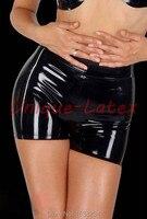 Free Shipping! Latex Underwear Rubber Lingerie Panty Women's Swimwear