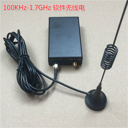 100 KHz-1.7 GHz Software Radio Full Band RTL-SDR Receiver Aviation Short Wave Broadband
