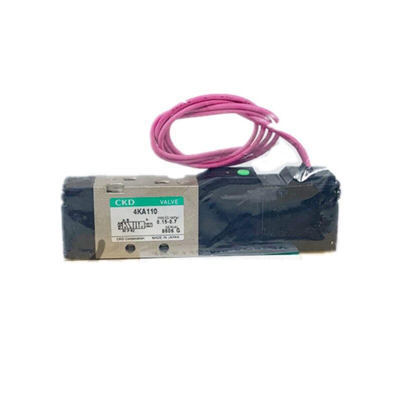 Originale CKD Elettrovalvola 4KA110 4GA328R 4GA348R AG USG USB APK ADK ABOriginale CKD Elettrovalvola 4KA110 4GA328R 4GA348R AG USG USB APK ADK AB