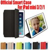 10PC Lot EMS Free Newest Official Design Best Quality 7 9 Inch Smart Case For Apple