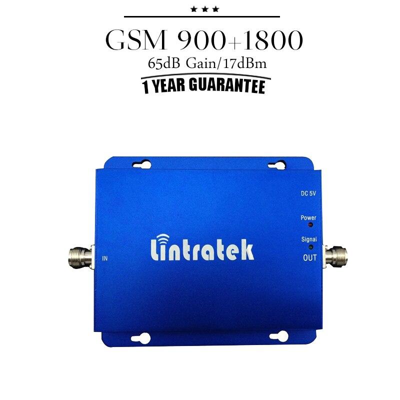 Image 4 - Lintratek CDMA 850 1800mhz wzmacniacz sygnału 2G 4G zespół 3 dwuzakresowy wzmacniacz sygnału GSM wzmacniacz sygnału do telefonu dla domu #58Wzmacniacze sygnału   -