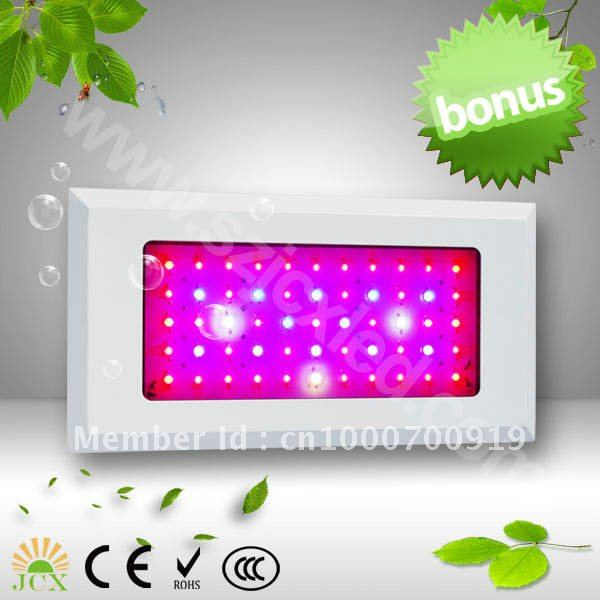 82dollar promotion only one month,3W chip led grow light 120W(55* 3W),3years warranty,dropshipping 10pcs new original stk795 815