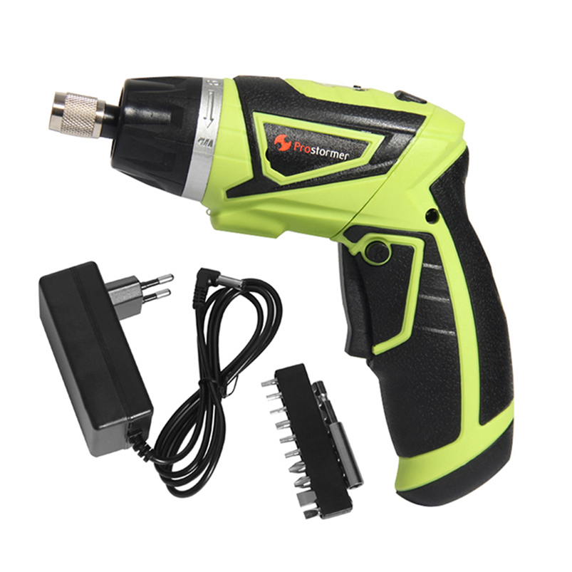 7.2V Multifunction Electric Screwdriver Rechargeable Li-ion 18650 Battery Mini Electric drill Lithium battery DIY Power tools liitokala vtc6 3 7v 3000mah rechargeable li ion battery 18650 for sony us18650vtc6 30a toys flashlight tools