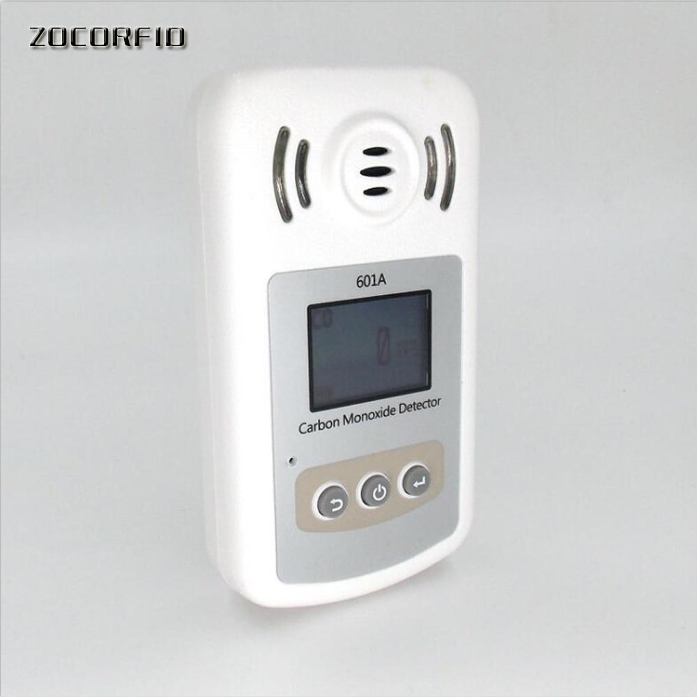 Dry Batttery Smart CO Gas Detector Hand-held Portable Sensor LCD Digital Carbon Monoxide Meter CO Gas Tester Detector Meter