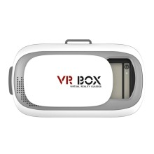 2016 Newest Original Google cardboard VR BOX II 2 3D Glasses with THE Bluetooth Remote VR BOX Upgraded Version VR 3D Glasses