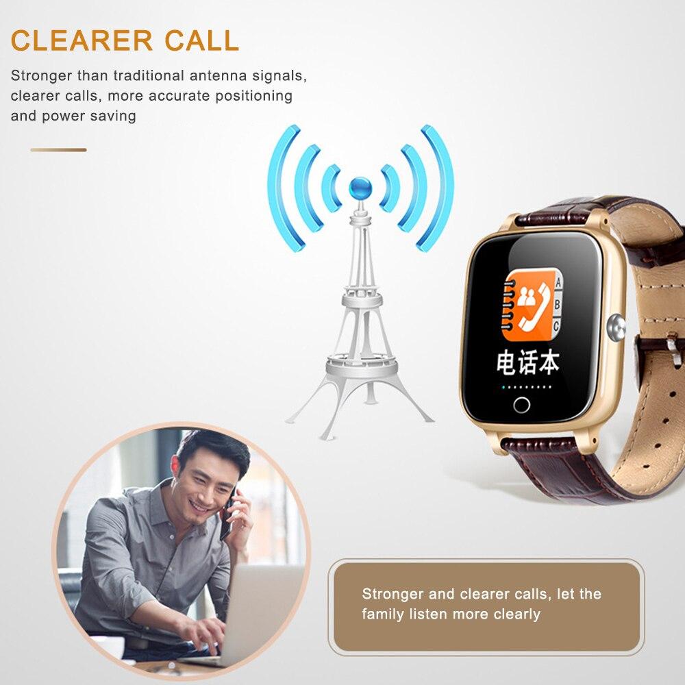 1.44 Elderly DS19 Smart Watch SOS Call Heart Rate Blood Pressure Health Bracelet1.44 Elderly DS19 Smart Watch SOS Call Heart Rate Blood Pressure Health Bracelet