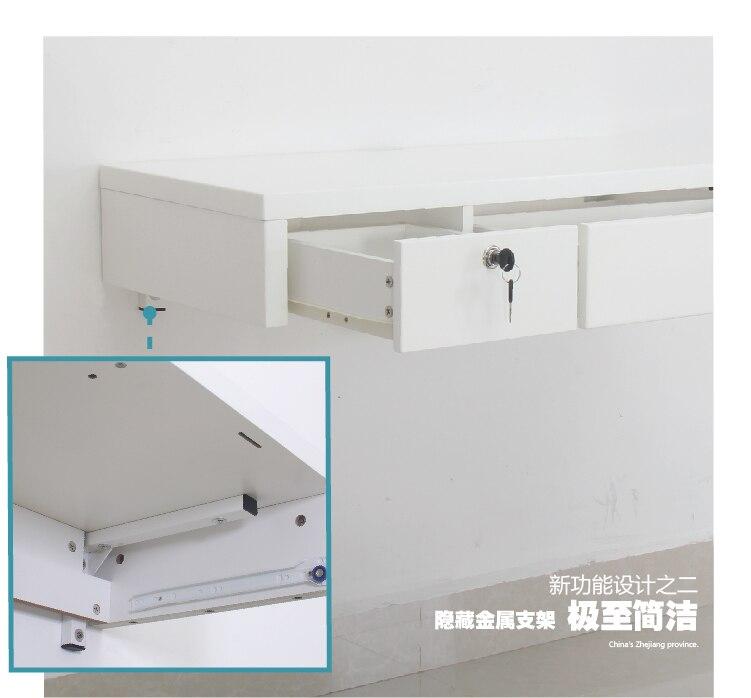 Живопись висит компьютерный стол. Стены небольшой ящик с висит на стене стол. 0.86 м с двойными ящиками