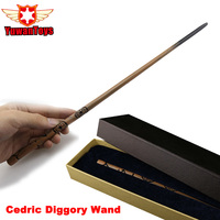 Luxury Gift Box Metal Core Newest Quality Deluxe COS Harry Potter Cedric Diggory Magic Wands Stick