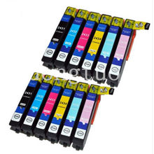 12X Compatible Ink Cartridge T2431 to T2426 24XL For ink EXPRESSION PHOTO XP-55 XP760 XP850 XP860 XP-950 XP-750 inkjet printer(China)