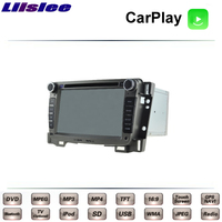 LiisLee For Chevrolet Sail 2014 2015 2016 2017 2018 Car Multimedia TV DVD GPS Radio Carplay Original Style Navigation Navi
