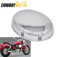 Motorcycle Air Filter Cover Frame Guard Shell Cap For Honda Shadow 750 ACE VT750 VT400 400 1997 2003 2002 2001 2000 1999 1998
