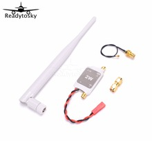 2.4G Radio Signal Amplifier Signal Booster for RC Quadcopter Multicopter Drone For 2.4G Remote control