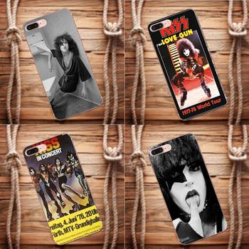 Vvcqod Kiss Love Gun Rock For Xiaomi Redmi 5 4A 3 3S Pro Mi4 Mi4i Mi5 Mi5S  Mi Max Mix 2 Note 3 4 Plus TPU New Style Unique| | - AliExpress
