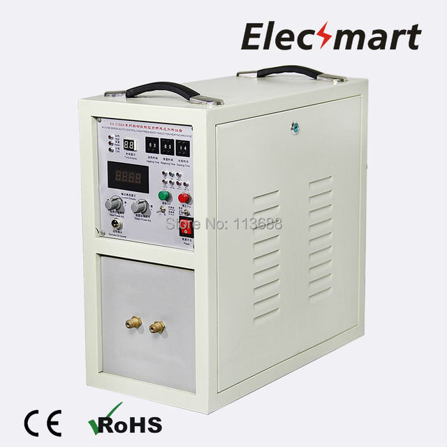 High Frequency EL5188A 25KW Induction Melting Furnace Heat Treatment Furnace