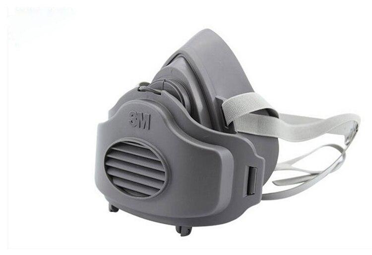 3M 3200 Atemschutzmaske Filter Baumwolle Staubdicht Antibeschlag und - Schutz und Sicherheit - Foto 3