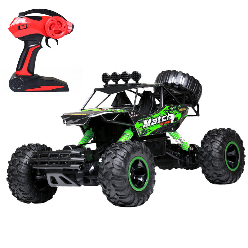 37CM 1 12 4WD Big RC Cars 2 4G High Speed Off Road Trucks Upgraded Buggy