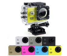 100% MLLSE Action Camera GoPro hero 3 style SJ4000 go pro camera 30M Waterproof 1080P Full HD DVR Sport cameras