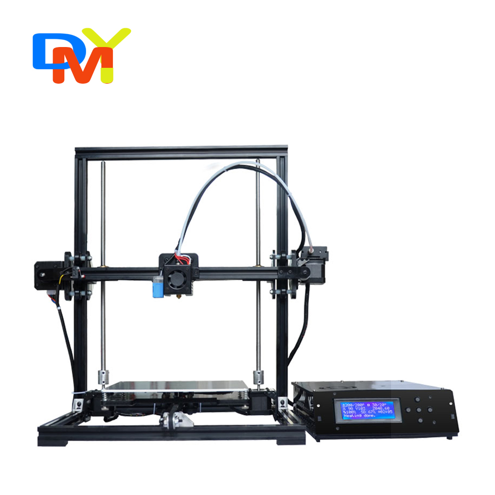 220*220*300mm auto leveling Aluminium Extrusion 3D printer kit prusa DIY 3D Printer