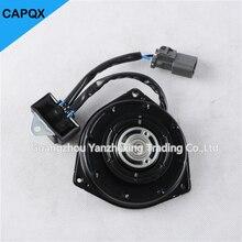 CAPQX Вентилятор охлаждения двигателя OEM: 38616-PWA-J01 для honda FIT 05-08 GD1/GD3 подходит для салона 03-06 GD6/GD8 для Civic 06-11 FA1 для CRV 07-11
