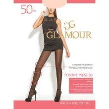 Колготки женские GLAMOUR POSITIVE PRESS 50