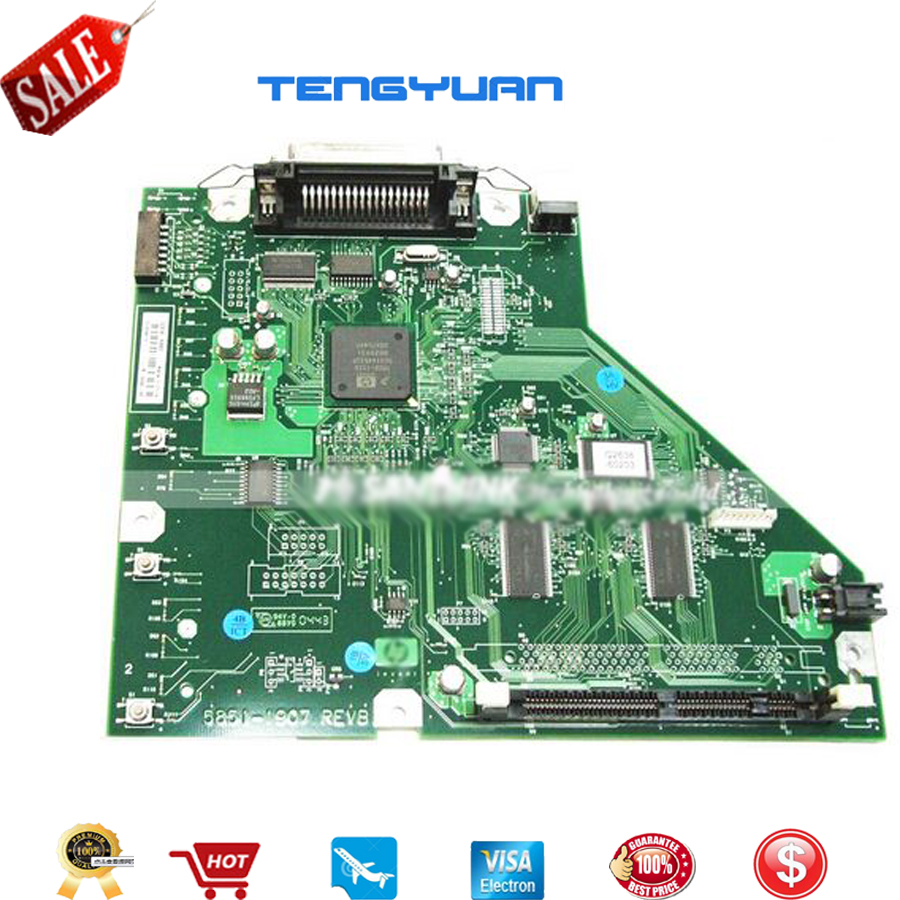 Free shipping 100% test  for HP2550 Formatter Board Q3703-67901 printer parts  on sale free shipping 100% test for hp2700n formatter board cb455 60001 q7825 67901 printer parts on sale