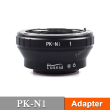 PK-N1 Adapter for PK Lens to N1 V1 J1 J2 J3 J4 Mirrorless Camera mirrorless 50mm f1 8 c mount lens for aps c camera m4 3 fx eosm n1 p q m3 m2 x e1 x pro1 nex 7 nex 5 j3 v3 j2 v2 j1 v1