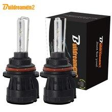 Car-Headlight-Lamp 9007 Hb5 Xenon Bulb Hi/lo 55W 12V Buildreamen2 Cable-Wire Relay-Harness