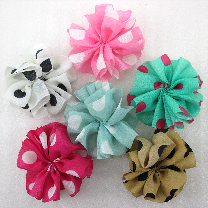 David accessories Colorful Flower Baby Kids hair accessories Headwear, DIY Accessory Sewing Supplies craft decoration,5Yc2789
